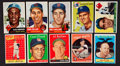 Baseball Cards:Lots, 1954 to 1959 Topps Baseball Collection (450+). ...