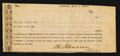 Confederate Notes:Group Lots, Interim Depository Receipt (Richmond, VA)- $200 March 5, 1864Tremmell VA-172.. ...