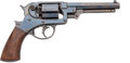 Military & Patriotic:Civil War, Starr Arms Co Double Action .44 Caliber Army Percussion Revolver #8390...