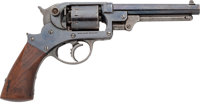 Starr Arms Co Double Action .44 Caliber Army Percussion Revolver #7239