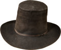 Military & Patriotic:Civil War, US M1858 Cavalry Enlisted Man's Dress Hardee Hat...