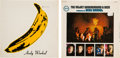 Music Memorabilia:Recordings, The Velvet Underground & Nico Rare Stereo LP WithUnpeeled Sticker (Verve 5008, 1967)....