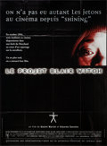 "Movie Posters:Horror, The Blair Witch Project (Mars Distribution, 1999). French Grande (45.5"" X 62""). Horror.. ..."