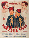 """Movie Posters:Foreign, Mam'zelle Spahi (Fox France, 1934). French Grande (46.5"""" X 62.5""""). Foreign.. ..."""