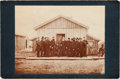 Photography:Cabinet Photos, Photograph: Ulysses S. Grant and Staff Cabinet Card....