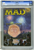 Magazines:Mad, Mad #34 (EC, 1957) CGC FN 6.0 Cream to off-white pages. Parody of author Dr. Fredric Wertham. Norman Mingo cover. Interior a...