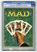 Magazines:Mad, Mad #69 and 93 Group (EC, 1962-65). Lot of two Mad CGC graded booksincludes #69 (VG/FN -- Cream to off-white pages -- C... (Total: 2Comic Books)