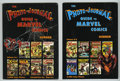 Books:Reference, Photo-Journal Guide to Marvel Comic Books Two-Volume Set (GerberPublishing, 1991) Condition: VF. These two books contain th...(Total: 2)