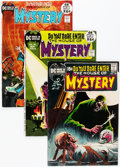 Bronze Age (1970-1979):Horror, House of Mystery Group (DC, 1971-80) Condition: Average VF....(Total: 15 Comic Books)