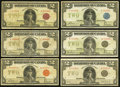 Canadian Currency: , A Nice Selection of Seven $2 Notes from the 1923 Issue.. ...(Total: 7 notes)