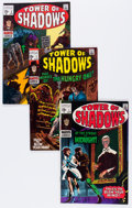 Silver Age (1956-1969):Horror, Tower of Shadows #1-8 Group (Marvel, 1969-70) Condition: AverageVF+.... (Total: 8 Comic Books)