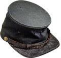 Military & Patriotic:Civil War, Officer's Forage Cap by Tiffany & Co New York...