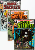 Bronze Age (1970-1979):Horror, House of Secrets Group (DC, 1969-78) Condition: Average VG....(Total: 23 Comic Books)