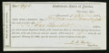 Confederate Notes:Group Lots, Interim Depository Receipt Savannah, (GA)- $200 April 1, 1864Tremmell GA-139.. ...