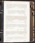 "Miscellaneous:Other, Large Book of Engraved Stock ""Transferable Paragraphs."". ..."