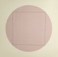 Fine Art - Work on Paper:Print, ROBERT MANGOLD (American, b. 1937). Distorted Square within aCircle (three works), 1973. Screenprint in colors. 20 ...(Total: 3 Items)