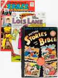 Silver Age (1956-1969):Miscellaneous, Comic Books - Assorted Golden and Silver Age Comics Group (VariousPublishers, 1950s-'60s) Condition: Average VG+.... (Total: 8 ComicBooks)