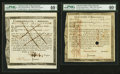 Colonial Notes:Massachusetts , Commonwealth of Massachusetts Certificates 1782 Anderson MA-30,MA-31. ... (Total: 2 notes)