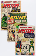 Golden Age (1938-1955):Horror, Journey Into Mystery Group (Marvel, 1962-65) Condition: AverageFR.... (Total: 11 Comic Books)
