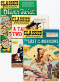 Silver Age (1956-1969):Classics Illustrated, Classics Illustrated Group (Gilberton, 1960s) Condition: AverageVG/FN.... (Total: 24 Comic Books)