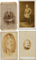 Photography:CDVs, Robert E. Lee Cartes de Visite (Four).... (Total: 4 )