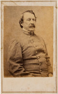Photography:CDVs, Confederate General William R. Peck Carte de Visite....