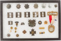 Military & Patriotic:WWI, Lot of Miscellaneous U.S. Military Insignia....