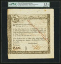 Colonial Notes:Massachusetts , Massachusetts Bay State 6% Interest Treasury Certificates 1777Anderson MA-7, MA-9, MA-10. ... (Total: 3 notes)