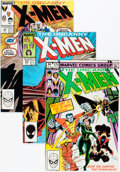 Modern Age (1980-Present):Superhero, X-Men Group (Marvel, 1977-89) Condition: Average NM.... (Total: 103Comic Books)