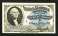 "Miscellaneous:Other, World's Columbian Exposition Washington ""A"" Ticket 1893 ChoiceCrisp Uncirculated.. ..."