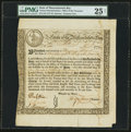 Colonial Notes:Massachusetts , Massachusetts Bay State 6% Interest Treasury Certificates 1777Anderson MA-7, MA-8 (2), MA-10 . ... (Total: 4 notes)