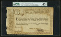 Colonial Notes:Massachusetts , State of Massachusetts Bay Treasury Certificate 1779 AndersonMA-19. ...