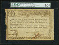 Colonial Notes:Massachusetts , Massachusetts State Lottery, Class the Third £15 June 1, 1779.Anderson MA-15. ...