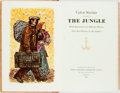 Books:Fine Press & Book Arts, [Featured Lot] [Limited Editions Club] Upton Sinclair. SIGNED.The Jungle. Limited Editions Club, 1965. Edition limi...