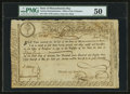 Colonial Notes:Massachusetts , Massachusetts Bay State Lottery Third Class £15 June 1 1779Anderson MA-15. ...