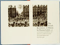 Books:Fine Press & Book Arts, [Limited Editions Club] Bernard Lamotte, illustrator. SIGNED.Thomas Carlyle. The French Revolution: A History. Limi...