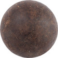 Military & Patriotic:Civil War, Civil War 12-Pound Cannon Solid Shot Cannonball....