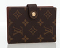 Luxury Accessories:Accessories, Louis Vuitton Classic Monogram Canvas Agenda Cover. ...