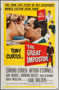"""Movie Posters:Comedy, The Great Impostor (Universal International, 1961). One Sheet (27"""" X 41""""). Comedy.. ..."""