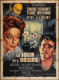 "Movie Posters:Foreign, The Day and the Hour (MGM, 1963). French Grande (47"" X 63""). Foreign.. ..."