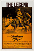 "Movie Posters:Western, Chisum (Warner Brothers, 1970). One Sheet (27"" X 41""). Western.. ..."
