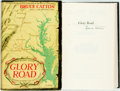 Books:Americana & American History, Bruce Catton. SIGNED. Glory Road; the Bloody Route fromFredericksburg to Gettysburg. Garden City: Doubleday &Compa...