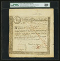 Colonial Notes:Massachusetts , Massachusetts Bay State 6% Interest Treasury Certificates December1, 1777 Anderson MA-10. Three Examples. ... (Total: 3 notes)