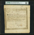 Colonial Notes:Massachusetts , Massachusetts Bay State 6% Interest Treasury Certificate December1, 1777 Anderson MA-10 (3). ... (Total: 3 notes)