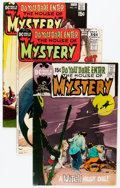 Bronze Age (1970-1979):Horror, House of Mystery Group (DC, 1971-79) Condition: Average FN....(Total: 26 Comic Books)
