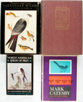 Books:Natural History Books & Prints, [Birds]. Group of Four Books on Birds and Bird Illustrators. Various publishers and dates, 1941-1961. Includes two first edi... (Total: 4 Items)