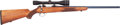 Long Guns:Bolt Action, Sako Riihimaki Bolt Action Rifle with Telescopic Sight....