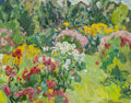 Fine Art - Painting, Russian:Contemporary (1950 to present), NIKOLAI P. TOLKUNOV (Russian, 1917-1996). Everlasting Day,1969. Oil on board. 15-3/4 x 20 inches (40.0 x 50.8 cm). Sign...