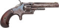Handguns:Derringer, Palm, Smith & Wesson Model Number One Third Issue Pocket Revolver....