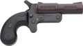 Handguns:Derringer, Palm, Cobray - F.M.J. Model D Single Shot Derringer....